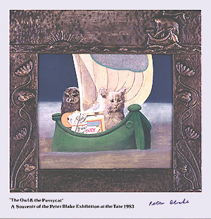 Peter Blake, The Owl and the Pussycat, 0064.jpg