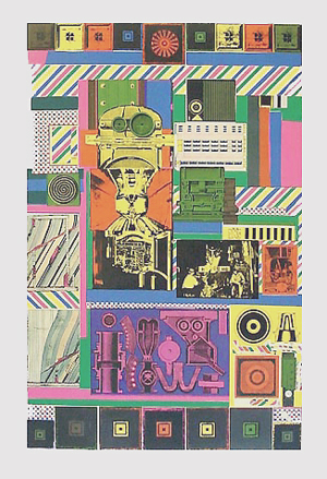 Eduardo Paolozzi, Conjectures as to Identity, 0110.jpg