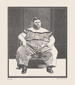 Peter Blake, Side-Show - Fat Boy, 0191.jpg