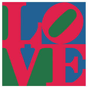 Robert Indiana, Love - unsigned muliple, 0199.jpg