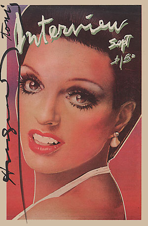 Andy Warhol, Interview - Liza Minelli - signed, 0243.jpg