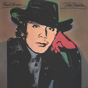 Andy Warhol, The Painter (a) - 12inch LP - front cover, 0340.jpg