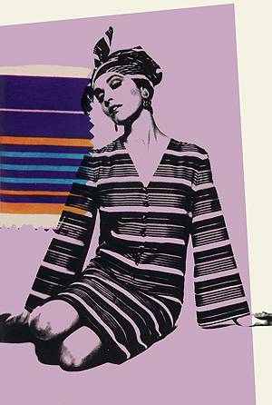 Andy  Warhol, TV Guide - (c) - Moroccan Stripes, 0349.jpg
