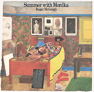 Peter Blake, Summer with Monika - 12inch LP - front cover, 0352.jpg