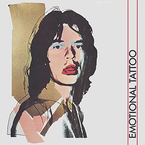 Andy Warhol, Emotional Tattoo - 12inch LP - front cover, 0384.jpg