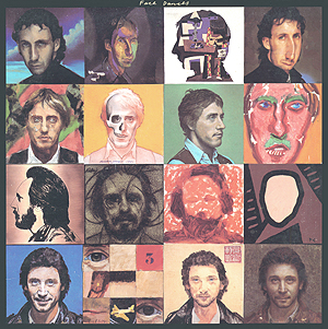 Peter Blake, Face Dances (a) - 12inch LP - front cover, 0394.jpg