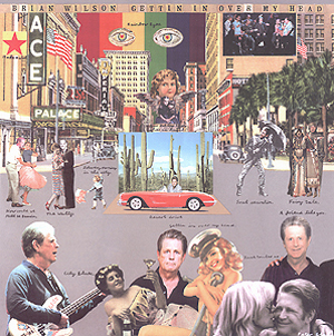 Peter  Blake, Getting in over my Head (a) - 12inch LP - front cover, 0401.jpg