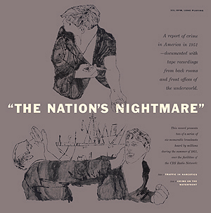 Andy Warhol, The Nation's Nightmare - 12inch LP - brown variant, 0407.jpg