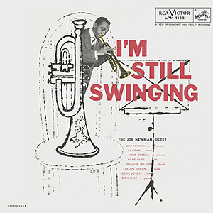 Andy Warhol, I'm Still Swinging (a) - US 12inch LP - front cover, 0411.jpg