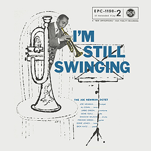 Andy Warhol, I'm Still Swinging (f) - German 7inch EP - front cover, 0414.jpg