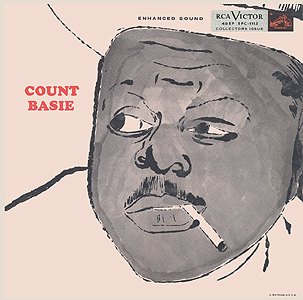 Andy Warhol, Count Basie (b) - 7inch EP - front cover, 0417.jpg