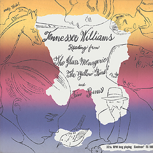 Andy Warhol, The Glass Menagerie (b) - 12inch LP - front cover variant, 0439.jpg
