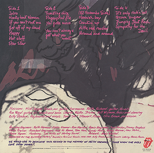 Andy  Warhol, Love You Live (b) - 12inch LP - back cover, 0457.jpg