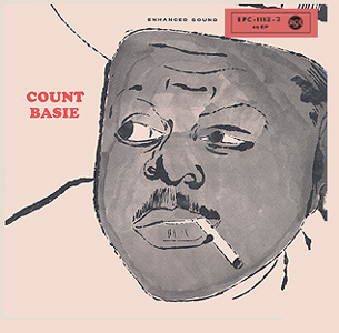 Andy Warhol, Count Basie (e) - 7inch EP - front cover, 0477.jpg