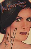 Interview - Paloma Picasso - signed