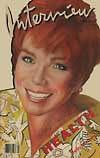 Interview - Shirley Maclaine - signed by Maclaine