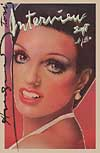 Interview - Liza Minelli - signed