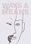 Ways and Means title page