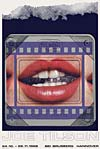 Transparency Clip-o-Matic Lips Poster