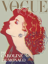 Paris Vogue - Princess Caroline