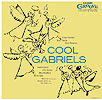 Cool Gabriels - 12inch promo LP - front cover