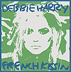 French Kissin (a) - US advance dj promo 12inch single - front cover