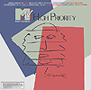 MTV High Priority - 12inch LP - front cover