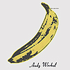 The Velvet Underground and Nico (a) - 12inch LP - front cover - unpeeled banana